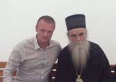 Покрет добио подршку од Митрополита Црногорко-приморског Амфилохија
